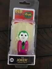 Batman Classic TV Series Pin Mate Wooden Figure Wave 1  JOKER 26 BIF BANG POW
