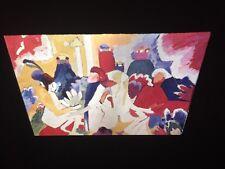 """Vasily Kandinsky """"Orientalisches"""" 35mm German Expressionism Art Slide"""