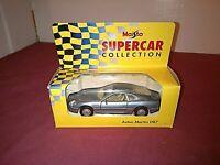 Maisto Sportscar / Supercar Model Collection Boxed Aston Martin DB7 Diecast Car