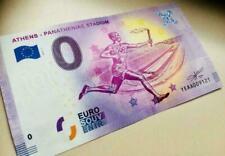 0 Euro GREECE ( frist emission ) - YEAA -  Athens - Panatheniac Stadium !!