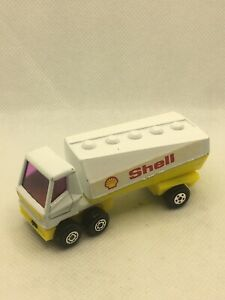 Matchbox Superfast 63 Freeway Gas Tanker SHELL VNMINT