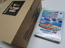 Wave Race 64 Rumble 10-Pack Nintendo 64 Japan NEW