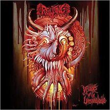 REVOLTING - Visages Of The Unspeakable  [BLACK Vinyl] LP