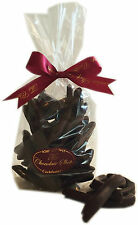 ORANGE PEEL covered in DARK Belgian Chocolate  200g BAG