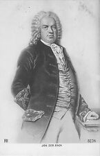 B95245 Johann Sebastian Bach composer  germany