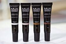 MUA Elysium Elements Eyeshadow Palette Dual Liner Naked Neutral Aw2015 in