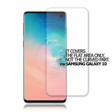10X TOP QUALITY CLEAR SCREEN PROTECTOR COVER GUARD FILM FOR SAMSUNG GALAXY S10
