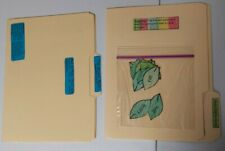 lot of 2 language arts elementary file folder games punctuation & Contractions