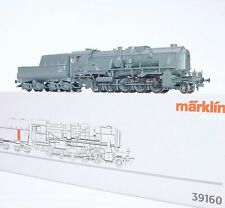 Marklin Digital HO AC DR BR-42 FRANCO CROSTI WWII WAR STEAM LOCOMOTIVE MIB RARE