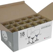 Glas Set 18 tlg. mit Rotwein Weinglas + 6 Sektglas + Weißwein Weingläser Ballon