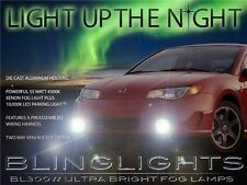 2004-2007 Saturn Ion Red Line Xenon Halogen Fog Lamps Driving Lights Kit