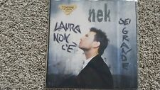 NEK - Laura non c'è 12'' Disco Vinyl GERMANY