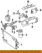 A//C AC Accumulator New for Ram Truck Dodge D150 Ramcharger W250 D250 0233337