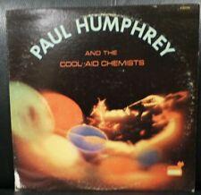 Paul Humphrey Cool Aid Chemists Jazz Funk Soul SLP-20106/A 20106 NM Vinyl LP