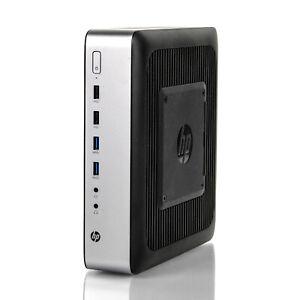 HP T730 Thin Client M.2 AMD RX-427BB 8GB 32GB M.2 SSD Win 7 P3S25AT#ABA - NO AC