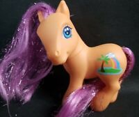 """My Little Pony  Butterfly Island 2004 """"Island Rainbow"""" Shimmer Pony G3 See Pics"""