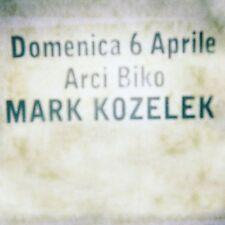 MARK KOZELEK - LIVE AT BIKO  CD NEU