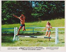 THE SWIMMER BURT LANCASTER RACES BIKINI TEEN JANET LANDGARD ORIG 1968 8X10