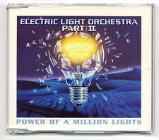 ELO II Maxi-CD Power Of A Million Lights - German 3-tr electric light orchestra