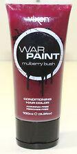 Vixen War Paint MULBERRY BUSH Semi Permanent Hair Colour 100mL
