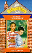 Jessi and the Superbrat (Babysitters Club), Martin, Ann M., Very Good Book