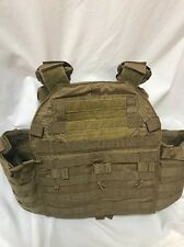 Eagle Industries MMAC Plate Carrier Coyote XLarge FSBE USMC DEVGRU