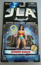 HASBRO DC WONDER WOMAN JUSTICE LEAGUE OF AMERICA TOTAL JUSTICE GEORGE PEREZ MOC