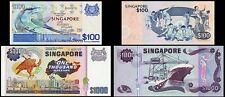 !COPY! SINGAPORE 100 DOLLARS + 1000 DOLLARS (1976-1984) BANKNOTES !NOT REAL!