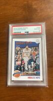 Anthony Davis 2019 Panini Hoops Los Angeles Lakers #294 PSA 10 Gem Mint Pelicans