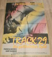 A1 Filmplakat  TRACK 29  EIN GEFHRLICHES SPIEL, THERESA RUSSEL,GARY OLDMAN