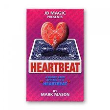 HEARTBEAT WITH BICYCLE GIMMICK BY MARK MASON & JB MAGIC CARD TRICKS GAFF VISUAL