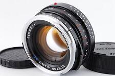 [Excellent-] Voigtlander Nokton 35mm f/1.4 SC Leica M mount MF lens (A717)