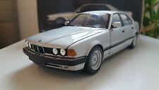 1:18 MINICHAMPS BMW 730i 1987 E32 SILVER NEU NEW NOWY BOX