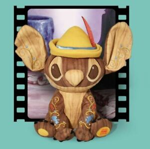 Stitch Crashes Disney Pinnochio Limited Release Confirmed Order!