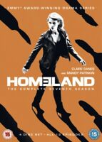 Nuovo Homeland Stagione 7 DVD