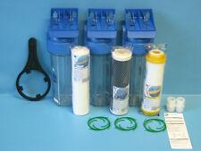 Trio eau filtre anti calcaire RAMOLLISSEMENT Puits de chaux