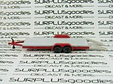 Johnny Lightning 1:64 Scale Loose Car Hauler Trailer Tow Rig w/Working Ramps #3