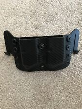 Glock Owb Carbon Fiber Double Magazine Holder