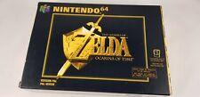 * Nintendo 64 * The Legend of Zelda Ocarina of Time * PAL FAH * N64 *