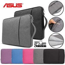 "For Various 14"" 15.6"" ASUS ZenBook VivoBook Carry Laptop Sleeve Pouch Case Bag"