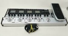 Zoom G5 Multi-Effects Guitar Processor w/ Original Power Adapter