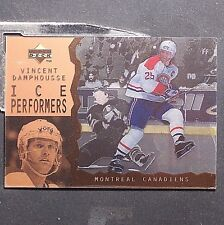 VINCENT DAMPHOUSSE  1996-97 UD  Ice  Acetate Parallel  #32  Montreal Canadiens