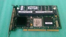INTEL SRCU42X LSI LOGIC MR SCSI320-2X PCI X CONTROLLER CARD