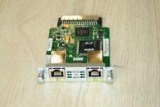 Cisco HWIC-2FE High-Speed Fast Ethernet 1YrWty TaxInv
