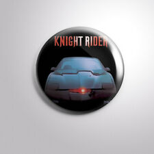 "KNIGHT RIDER - Pinbacks Badge Button 2 1/4"" 59mm"