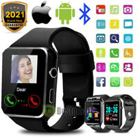 New Smart Watch For IOS Android Iphone Samsung LG HTC Smartwatch Men Kids Watche