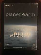 BBC video Planet Earth The Blue Planet Seas of Life DVD 10 disc set  New Sealed