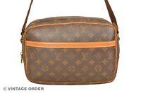 Louis Vuitton Monogram Reporter PM Shoulder Bag M45254 - G00847