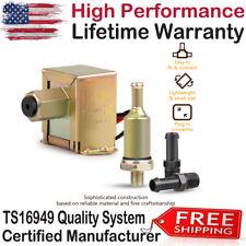 Universal 12 Volt 4-7 PSI Gas Diesel Inline Low Pressure Electric Fuel Pump US