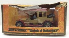 Matchbox Y-7 1912 Rolls Royce Lesney 1:48 Scale Models Of Yesteryear